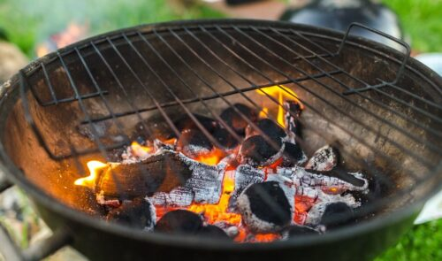 nettoyer barbecue