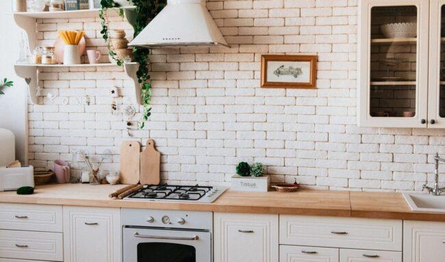 3 peintures à utiliser en cas de rénovation de cuisine