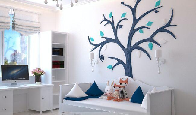 Sticker mural arbre : décorez votre maison avec originalité !